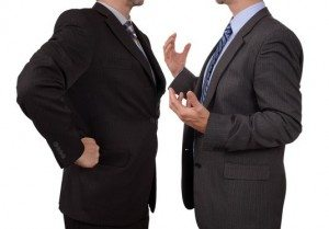 Confrontation at work