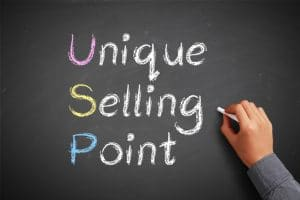 Lead to Your Unique Selling Point