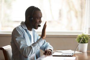 video call building trust